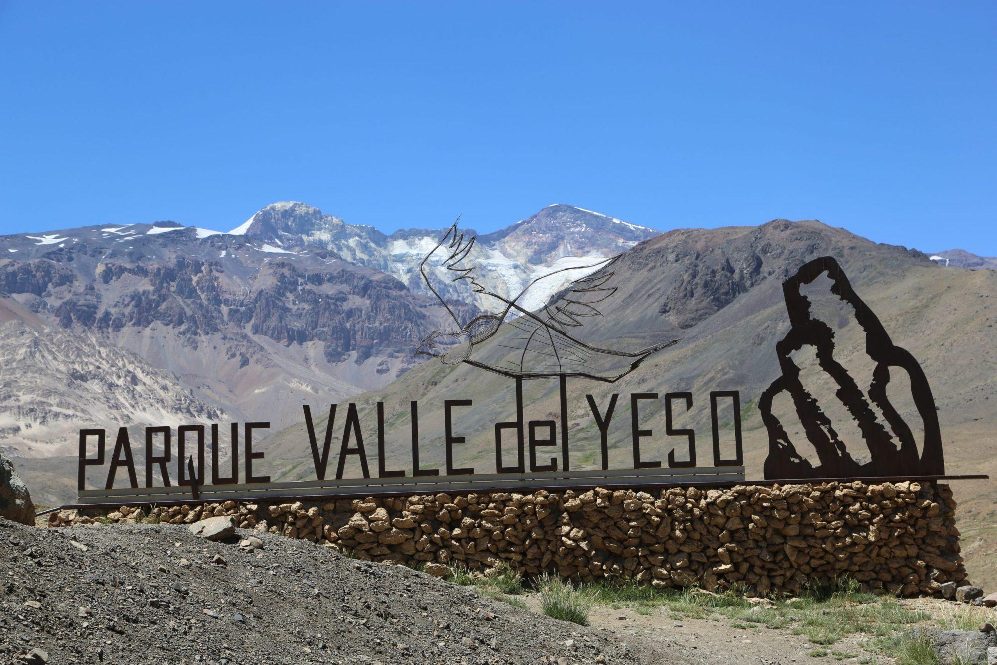 Valle del Yeso